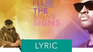 HUGEL & Taio Cruz - Signs (Official Lyric Video)