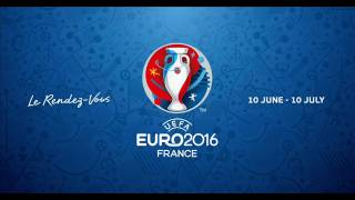 Uefa Euro 2016 song David Guetta ft  Zara Larsson  Dragos remix