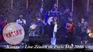 ZOUK - KASSAV' - EXTRAITS LIVE ZENITH 2016 PARIS