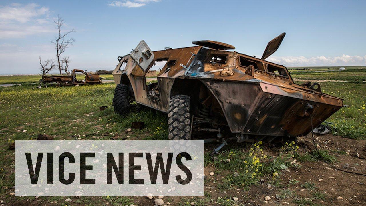 Peshmerga vs. the Islamic State : The Road to Mosul (Full Length)