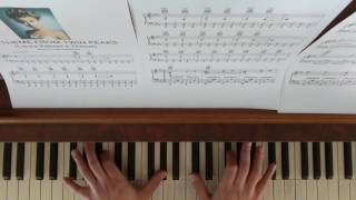 Laura Palmer's Theme from Twin Peaks on piano