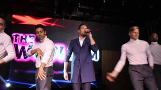 Robin Bengtsson I can't go on Wiwibloggs & OGAE Party Eurovision 2017