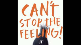 Justin Timberlake - Can't Stop The Feeling (audio)