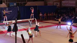 The greatest show, sainté gym show 2018
