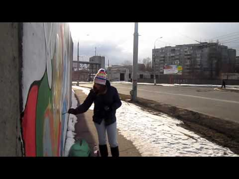 AGVN VacciNation – 8 March. Drawing on Woman's Day.(Ukraine,Kherson) 2012