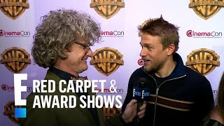 """Why David Beckham's Face Is Scarred in """"King Arthur"""" Movie 