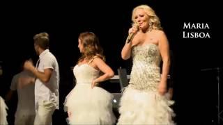 """Maria Lisboa - DVD ao vivo """" Coliseu Porto """""""