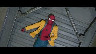 Spider-Man: Homecoming - Peter Parker Locked in Warehouse Full Scene Movie