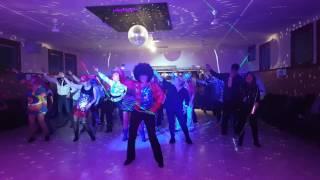 Stayin'Alive, Fun disco choreo (Ivonne Verhagen)