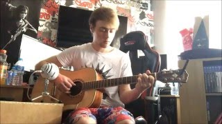 Life Is Strange OST Acoustic Cover (Blackwell Academy)