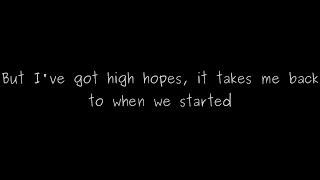 KODALINE HIGH HOPES (COVER by Rishabh Bhattacahrjee)
