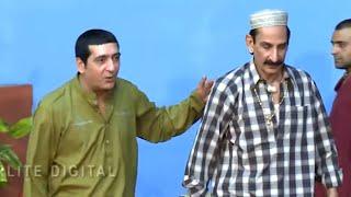 Best of Zafri Khan and Iftekhar Thakur Stage Drama Full Comedy Clip width=