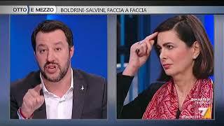 Matteo Salvini: la bambola gonfiabile? Mi cospargo capo di cenere.