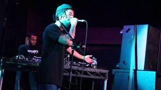 Elhae Performs live in Birmingham England! #3