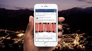 Facebook lanza Audio Live para retransmisión audio en directo