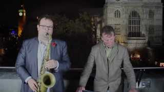 Dan Forshaw & Gerard Brooks perform Psalm from A Love Supreme
