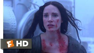 Crimson Peak (9/10) Movie CLIP - I Won't Stop Until You Kill Me (2015) HD