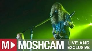 Megadeth - Symphony of Destruction | Live in Sydney | Moshcam
