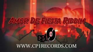 Dancehall Instrumental - Amor De Fiesta Riddim _ CP1 RECORDS