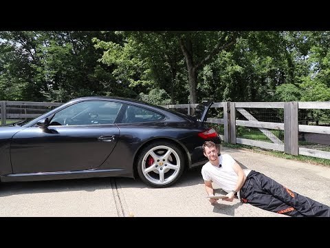 Porsche 997 Maintenance