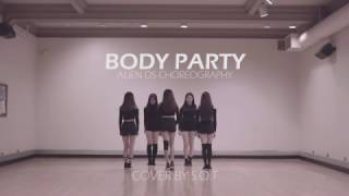 [S.O.T] Body Party - Ciara | ALiEN DS Cherography | Dance Cover