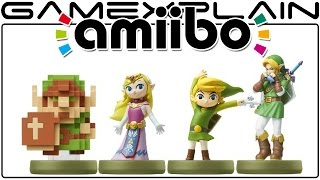 Dataminers Discover 3 NEW 30th Anniversary Zelda amiibo in BotW Files