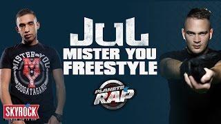 Jul & Mister You en freestyle #PlanèteRap
