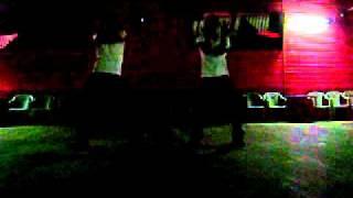 Os Dance Boys, Dança Kuduro!! ( Musica do Daddy Kall & Latino )