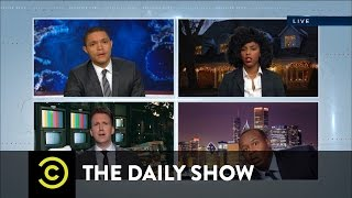 The War on Zombie Christmas: The Daily Show