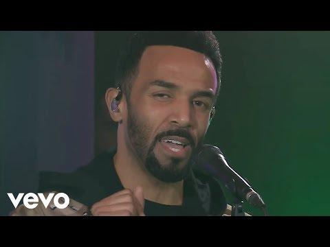 Craig David - IDGAF (Dua Lipa cover) in the Live Lounge