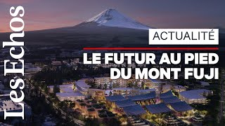 Toyota veut construire sa propre «ville du futur» au pied du mont Fuji