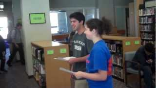 Mr.Fant Peer Mediation project