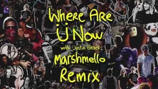 Where Are Ü Now (with Justin Bieber) [Marshmello Remix]