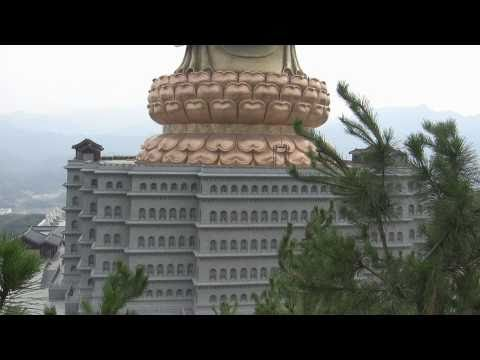 Second Tallest Statue in the World – Spring Temple Buddha