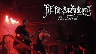 Fit For an Autopsy - The Jackal (Live)