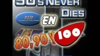 90s never die en el programa 80 90 y 100 presentado por Toni Peret