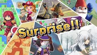 3DS eShop Game Drancia Saga Game Intro