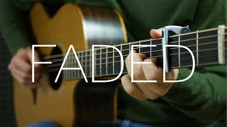 Alan Walker - Faded - Fingerstyle Guitar Cover