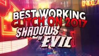 Black Ops 3 Zombies Glitches Solo Best Shadows of Evil Glitches 2017 (COD BO3 Zombie Glitch vid)