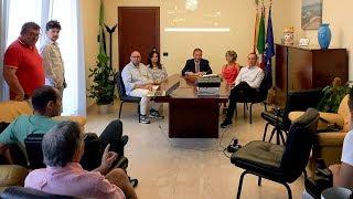 Brolo - Quanto è stato fatto ad oggi e non solo, la conferenza stampa - www.canalesicilia.it