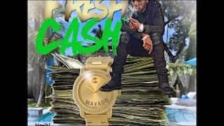 Mavado - Fresh Cash ( Clean )