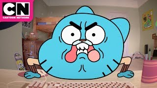 The Amazing World of Gumball   The TOOT Technique   Cartoon Network