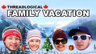 ❄️ DIY Freezing to Death - ft. Simplynailogical - Man Vs Vacation #2 width=