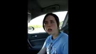 Girl's Groggy Post-Dentist Part 2