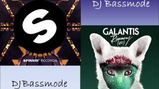 Voodoo & Runaway mashup (DJ Bassmode)