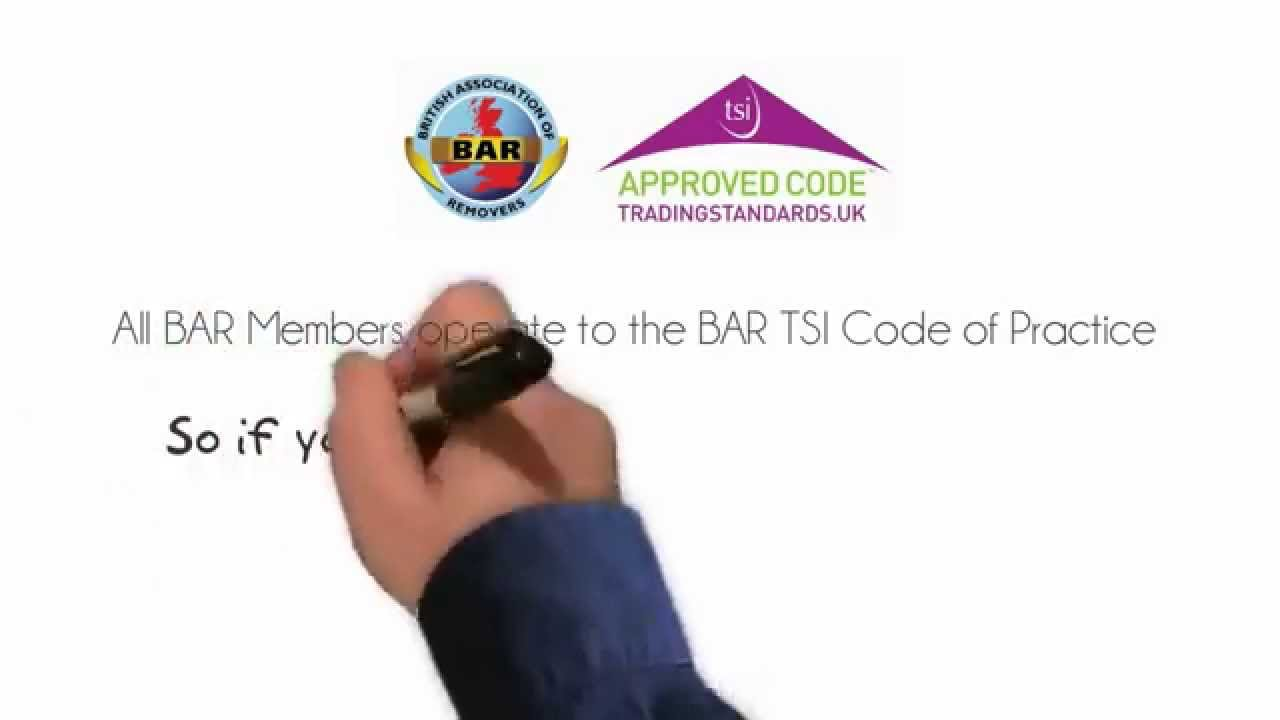Working with BAR Standards