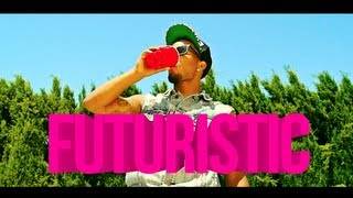 """Futuristic - """"DUH"""" (Official Music Video) ft. Miny Produced by Akt Aktion"""