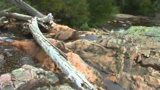 Youtube chill out video 32 by relaplaces for meditation with nature stream to lake superior