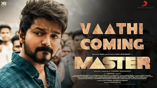 Master- Vaathi Coming Video Song Reaction   Thalapathy Vijay   Anirudh Ravichander  Lokesh Kanagaraj