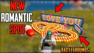 Pubg Mobile - New Valentine's Update | Spot For Couples